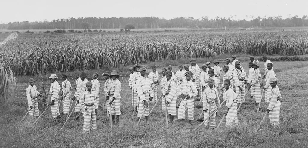 juvenile convicts