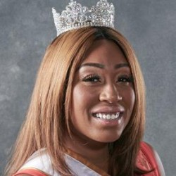 Portland native and Miss Black Oregon US Ambassador 2019, Arya Morman