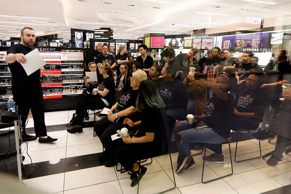 Sephora diversity training
