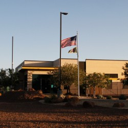 A Border Patrol station in Clint, Texas. (AP Photo/Cedar Attanasio, File)