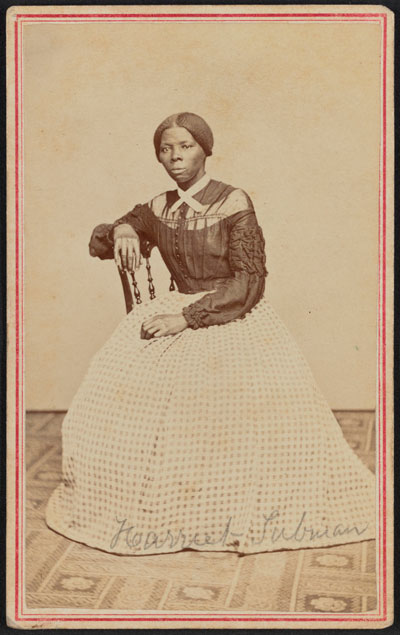 harriet tubman photo earliest known