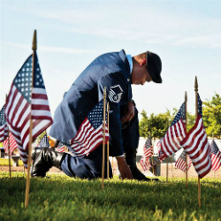 Celebrating the Fallen: Memorial Day Profiles in Courage