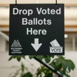 Multnomah County Election Day: Ballots Due Before 8:00 P.M.