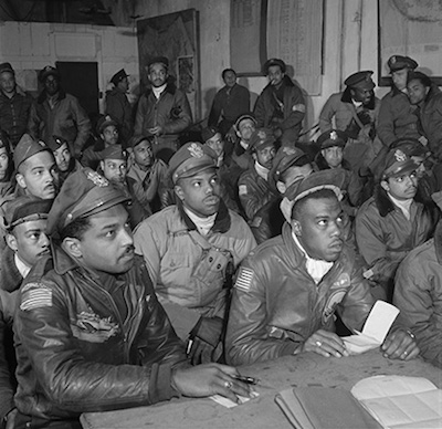 Tuskegee Airmen LC F9 02 4503 319 07