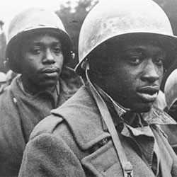 Black servicemen from WWII faced limited options and denial as they sought GI benefits after the war