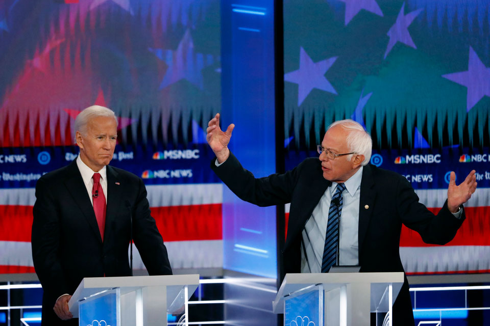 dem debate takeaways med