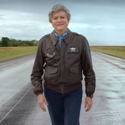 Kim Olson's June ad