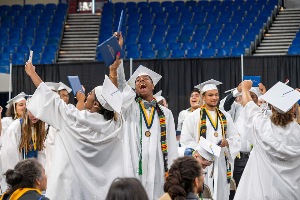 Jefferson High School graduation, class of 2019