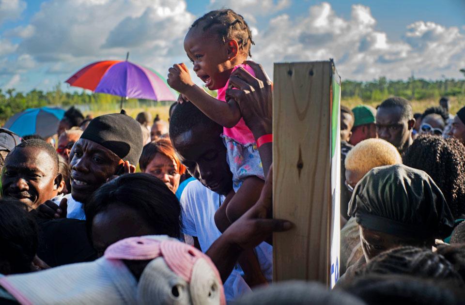 bahamas dorian child med