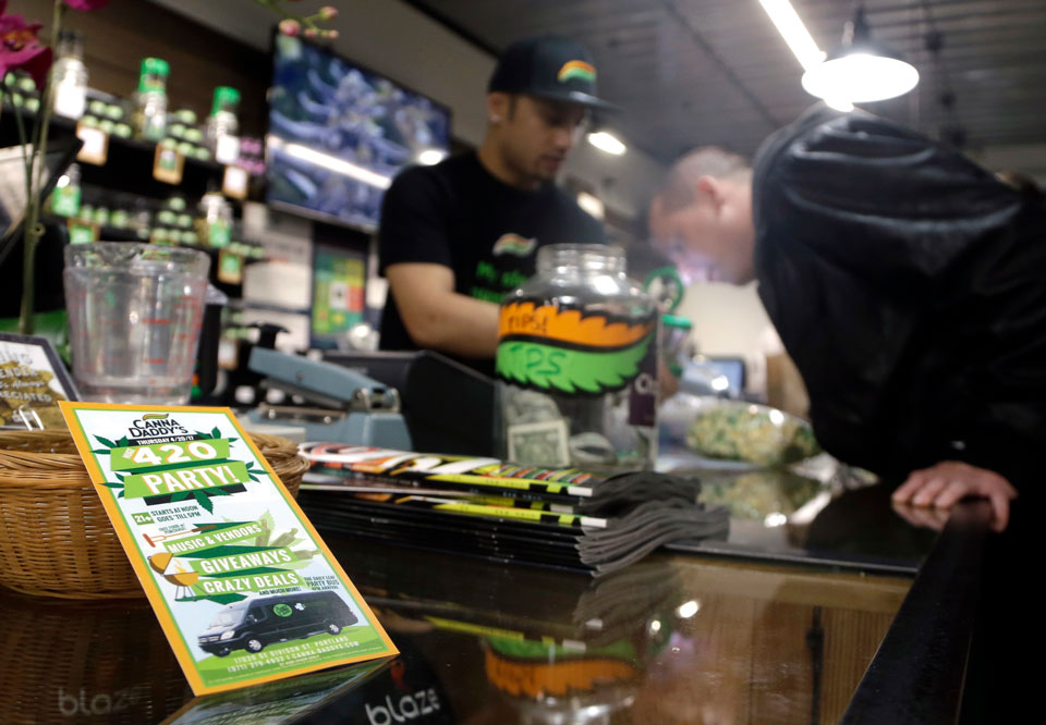 pot industry tested 420 portland store