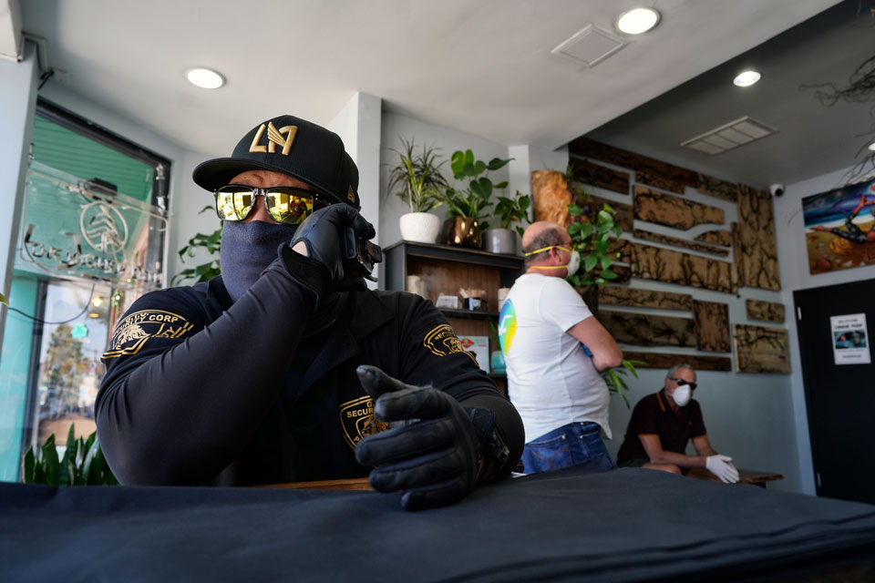 pot industry tested 420 security