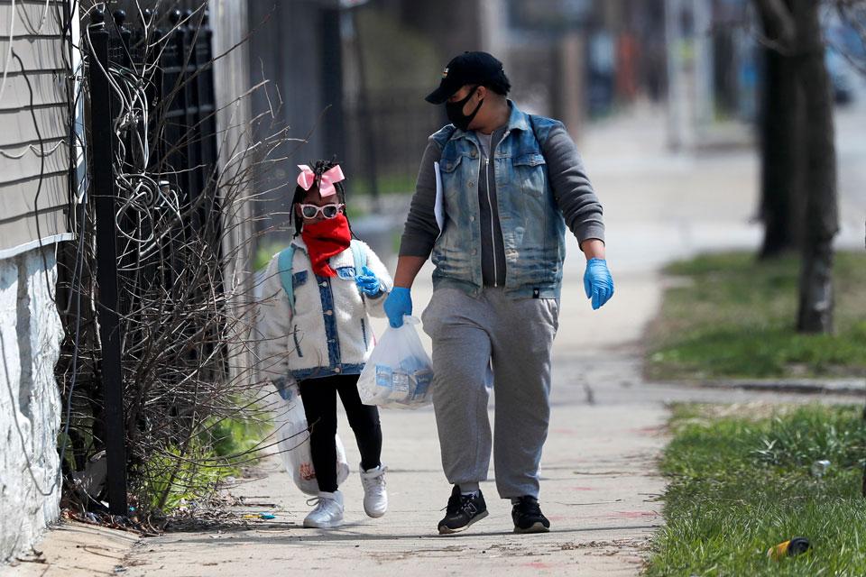virus black deaths dad daughter