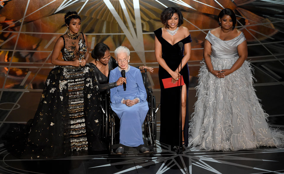 katherine johnson oscars