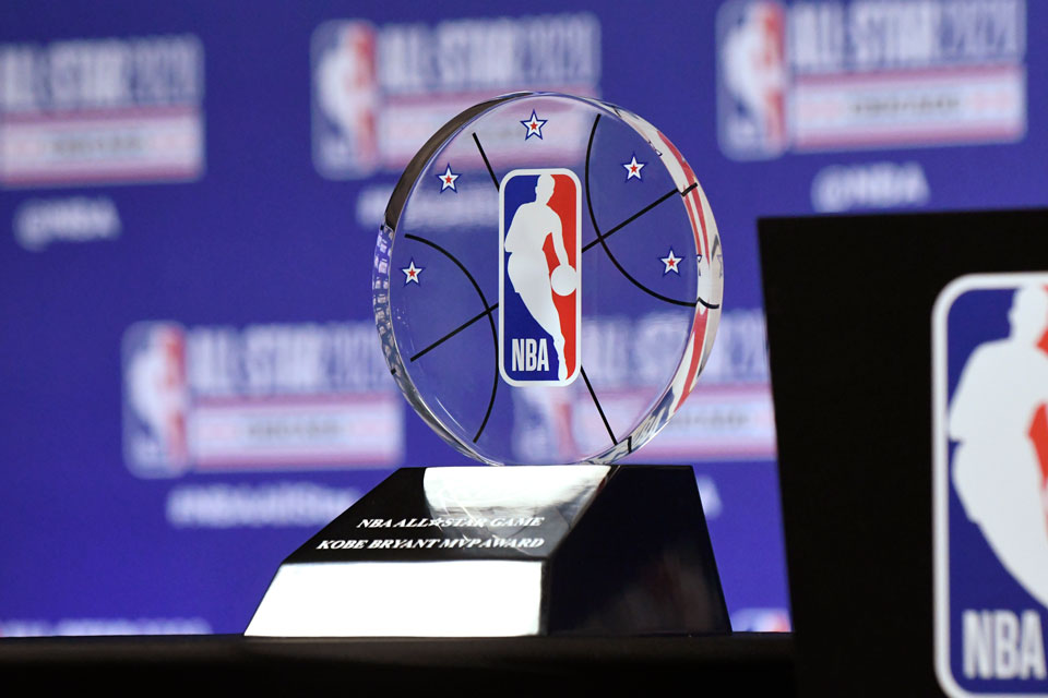 nba all stars award