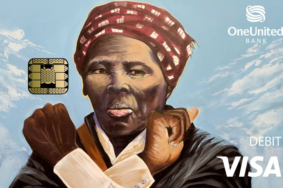 OneUnited Bank Launches New Limited-Edition Harriet Tubman Card