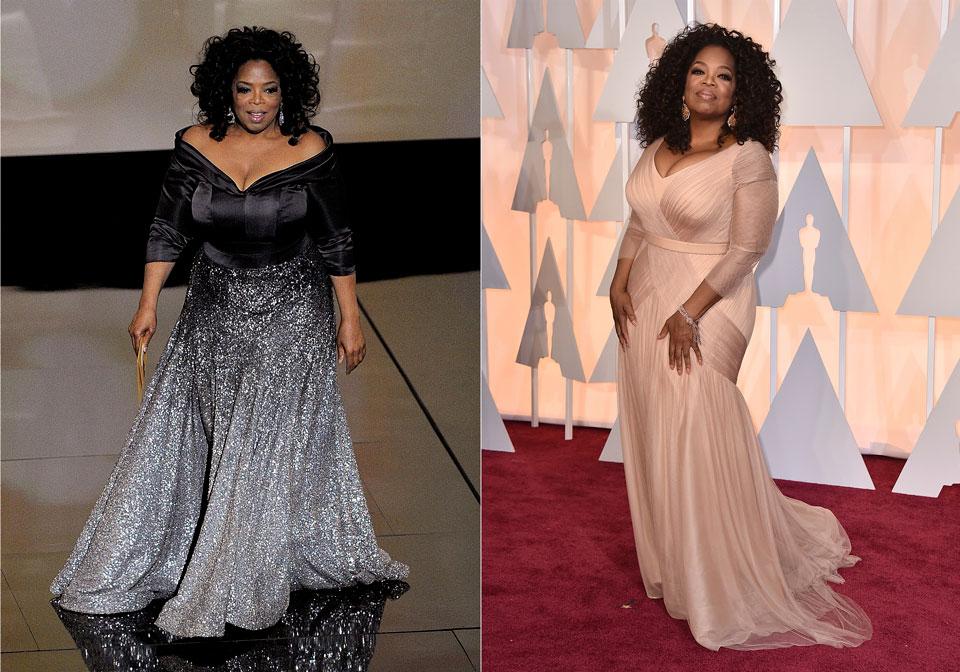 oscar dresses oprah