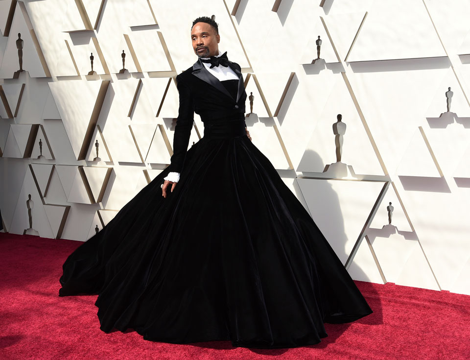 oscar dresses porter