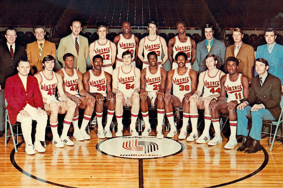 The 1970–71 Portland Trail Blazers