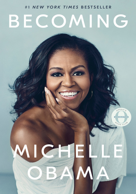 becoming michelle obama cover