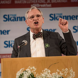 2020 The Skanner Foundation MLK Breakfast Earl Blumenauer