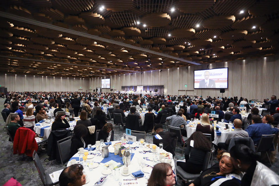 2020 The Skanner Foundation MLK Breakfast