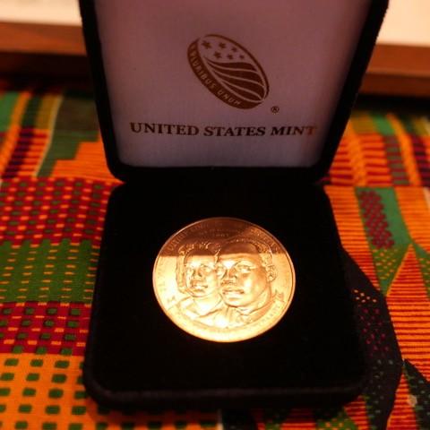 st andrew mlk awards 2020 mlk coin