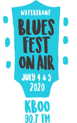 blues fest logo