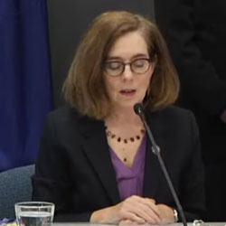 Press Briefing with Gov. Kate Brown, July 13, 2020
