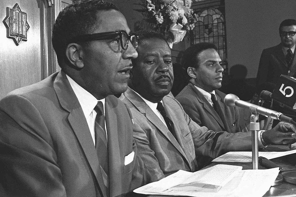 joseph lowery civil rights