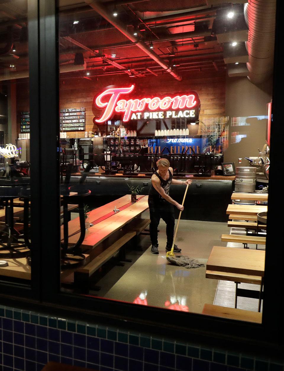 washington bars shut down full taproom