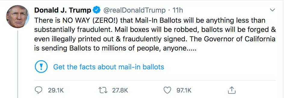 trump tweet warning screenshot