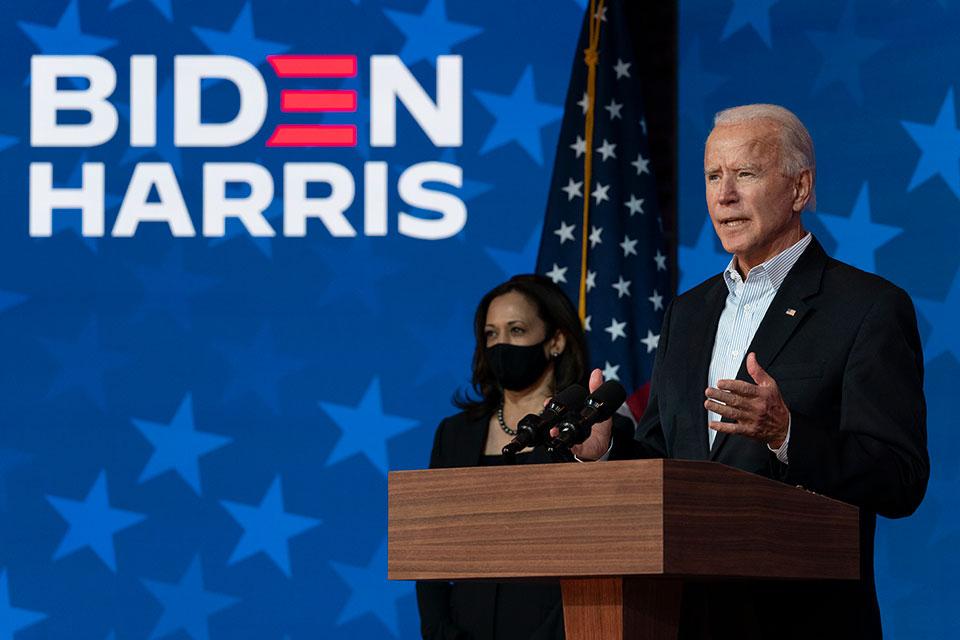 Biden on Cusp of Presidency After Gains in Pennsylvania