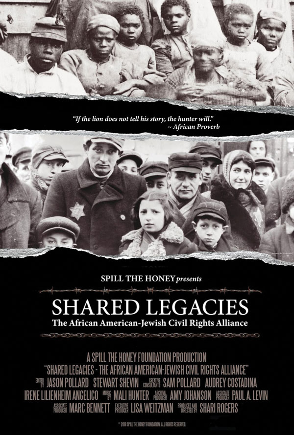 shared legacies poster
