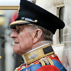 Letter to Nixon Shows Personality of Prince Philip