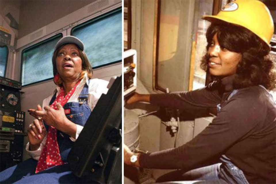 First Black Woman to Become Union Pacific Railroad Train Engineer Releases New Autobiography