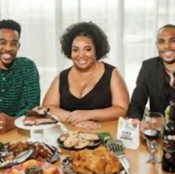 Derek Robinson, Falayn Ferrell and Warren Luckett founded Black Restaurants Week in 2016 to celebrate and promote Black food professionals. (photo credit: Fredis Benitez)