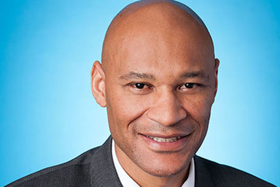 John Hairston is the first Black CEO and administrator in Bonneville Power Administration's 83-year history.