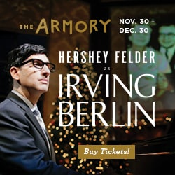 Hershey Felder's Irving Berlin