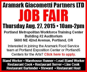 Aramark Job Fair