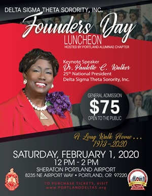 Delta Founders Day 2020