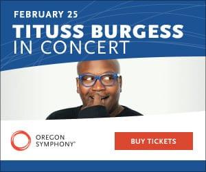Oregon Symphony Tituss Burgess