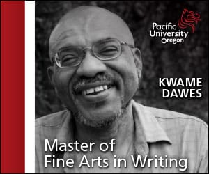 Pacific University Master in Fine Arts Writing