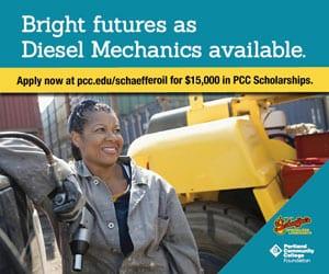 PCC Schaeffer Oil Scholarship
