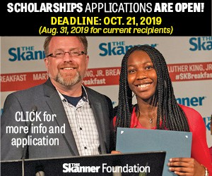 The Skanner Foundation Scholarships 2020