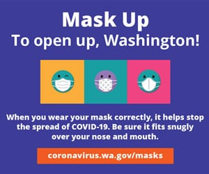 Washington Maskup