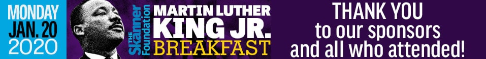 MLK Breakfast 2020 Thank You 2