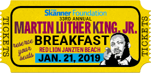 MLK Breakfast Tickets on Sale