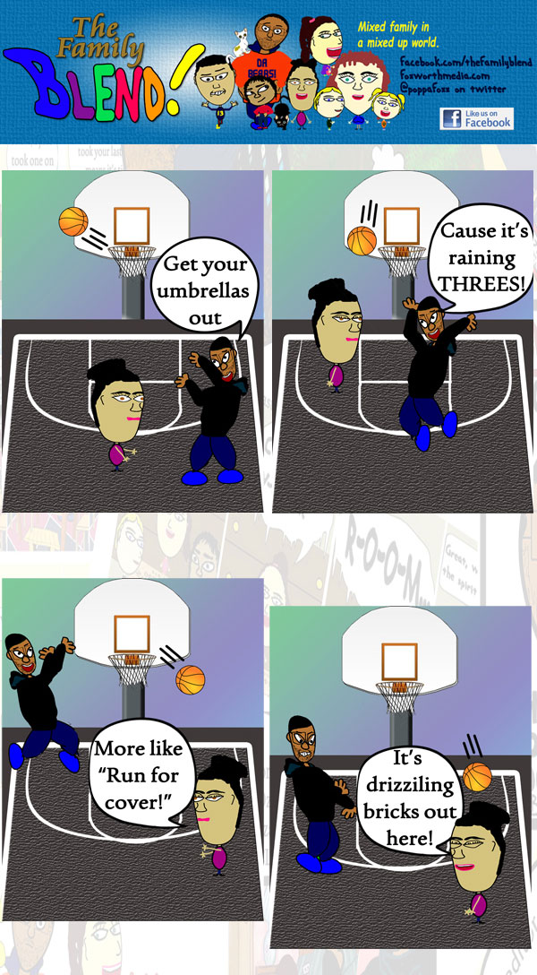 Ballin Dad n Pearl GoComics