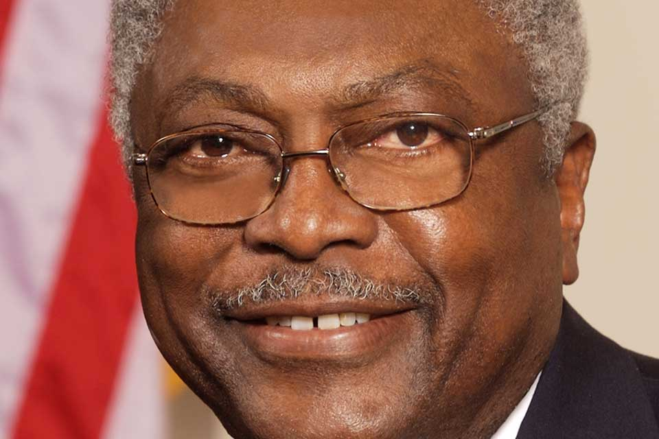 Rep. James E. Clyburn (D-S.C., Chairman, Democratic Faith Working Group)
