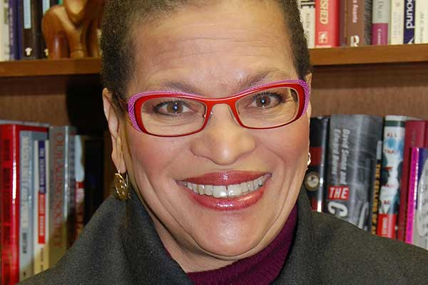 Julianne Malveaux is an author and economist.